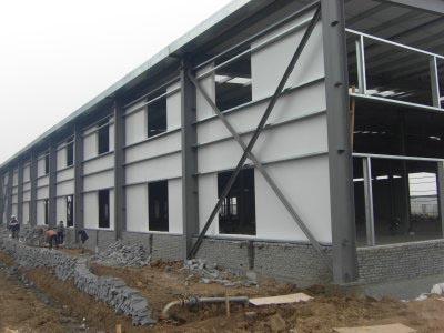 钢结构工业厂房_重庆钢结构公司--重庆擎天钢构有限
